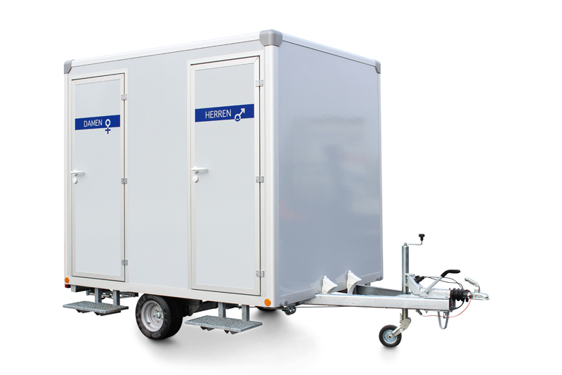 Toilettenwagen 1&1+1