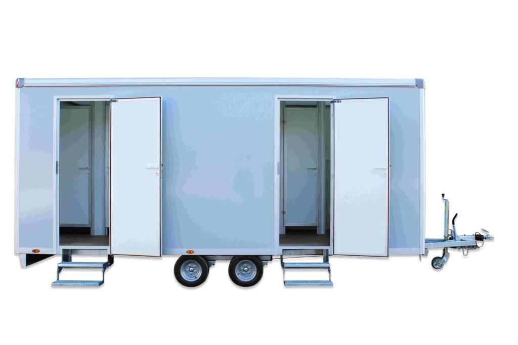 Toilettenwagen 2+1&1