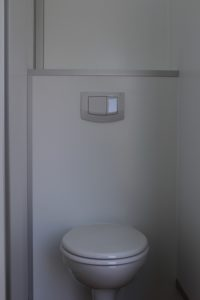 Ansicht von innen - Toilette